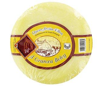 Queso tierno de vaca con denominación de origen Arzúa-Ulloa 900 Gramos