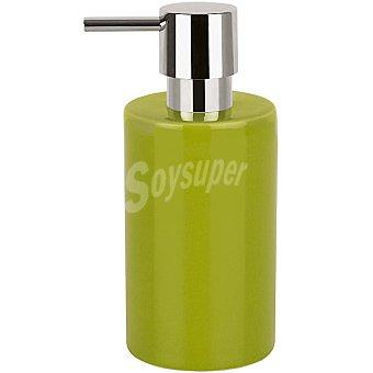 Lima Tube dosificador de jabón en color verde