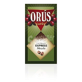 Orús Café molido mezcla Paquete 250 g