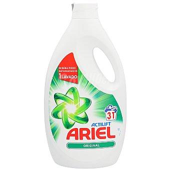 Ariel Detergente máquina líquido con actilift concentrado Botella 31 dosis