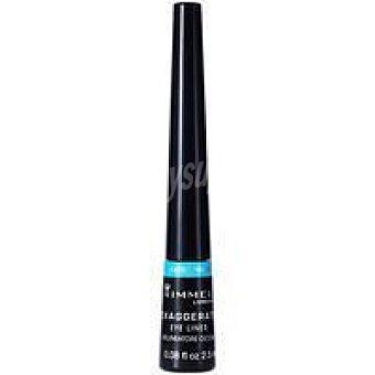 Rimmel London Eyeliner líquido Wp 003 Pack 1 unid