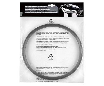 Auchan Recambio de goma para junta de silicona de la tapa de la olla a presión con sistema abre fácil 1 unidad