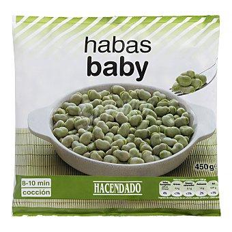 Hacendado Haba baby congelada Paquete 450 g