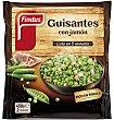 Guisantitos verdeliss con jamon 450 g
