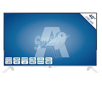 """Lg Televisión 40"""" LED 4K 40UB800V 1 unidad"""