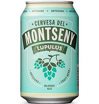 Montseny Cerveza lu 33 cl