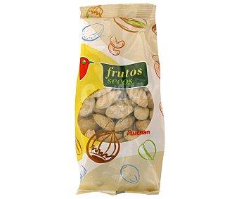 Auchan Almendra con Cáscara Tostada Bolsa de 150 Gramos