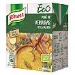 Puré de verduras de la huerta eco Brik 300 ml Knorr
