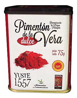YUSTE 1557 Pimentón dulce vera D.O Lata de 75 g