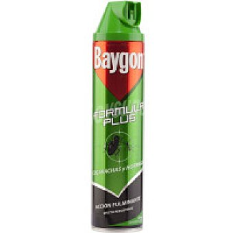 Baygon Insecticida Spray 600 ml