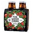 Sidra de manzana The Good Cider Pack 4x25 cl Jai-Alai