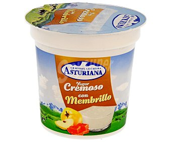 Central Lechera Asturiana Yogur membrillo 125 g