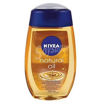 Nivea Gel de ducha natural oil 200ml