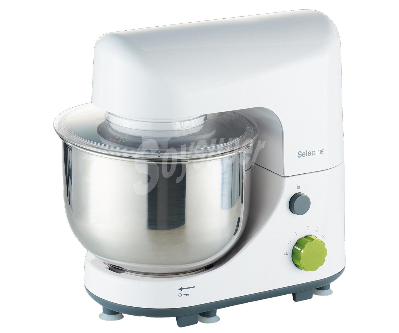Productos econ micos alcampo batidora amasadora reposter a selecline sm169 600w 6 - Robot de cocina alcampo ...