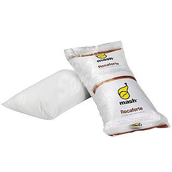 MASH kol Rocaforte almohada dura de fibra hueca cardada para cama 90 cm 1 unidad