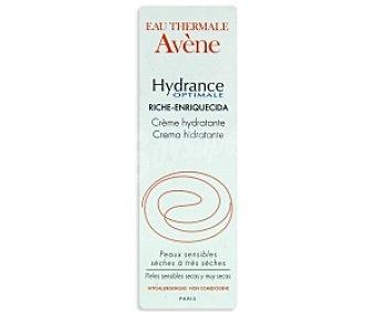 Avène Crema hidratante para pieles sensibles y muy secas, 40 Mililitros