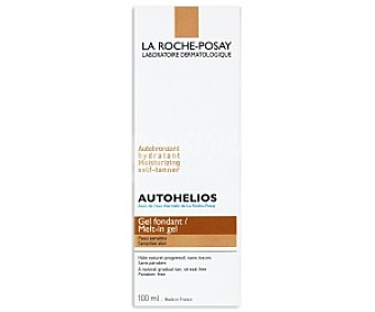 La Roche-Posay Autobronceador gel crema (NO protege contra el sol) 100 Mililitros