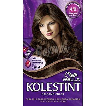 Kolestint Wella Tinte castaño medio nº 4/0 Caja 1 unidad