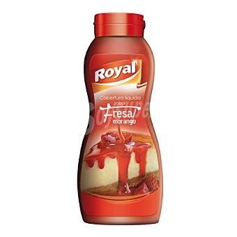 Royal Sirope de fresa Bote 250 g