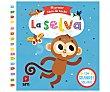 Mi primer libro de tacto: La selva. américo tiago. género:infantil. Editorial: SM  EDICIONES SM