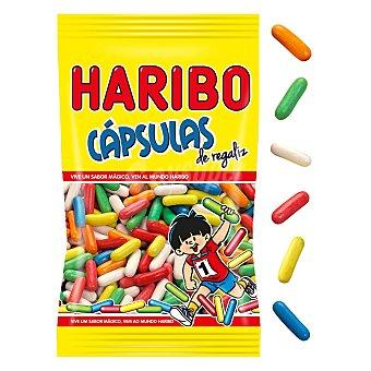 Haribo Cápsulas de regaliz de colores bolsa 80 g