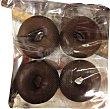 Berlinas chocolate Paquete 4 u (240 g) Hacendado