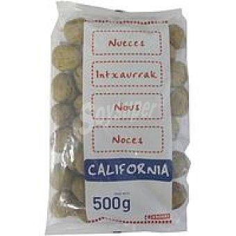 Eroski Bolsa nuez California Bolsa de 500 g