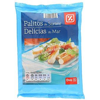 DIA Palitos de surimi Paquete 300 gr