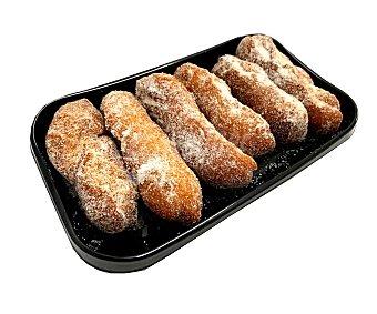 Huesillo fritos con azúcar especialidad regional 6 uds
