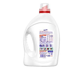 Micolor Detergente maquina liquido gel anti-transferencia de colores adios al separar botella 40 dosis Botella 40 dosis