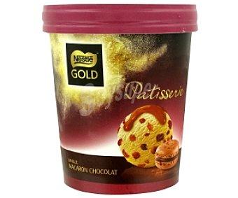 Gold Nestlé Tarrina helado Chocolat Macaron 400ml