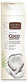 Natural Honey Loción hidratante Coco Addiction 330 ml