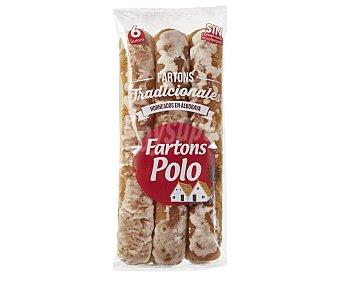 POLO Fartons tradicionales horneados en Alboraya fartons 120 gr