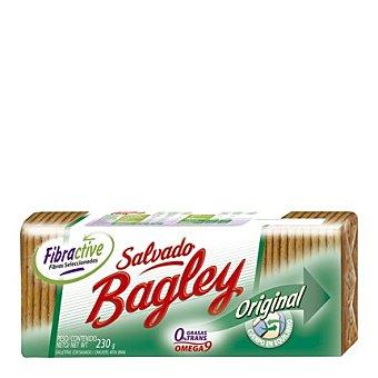 Bagley Galletas con fibra 230 g