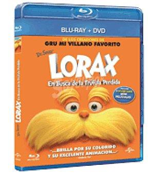 Lorax en busca de la truf combo br