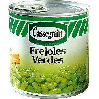 Cassegrain frejoles verdes lata 265 g neto escurrido