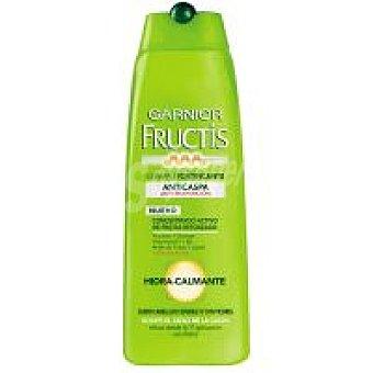 Fructis Garnier Champú anticaspa exfoliante Bote 300 ml
