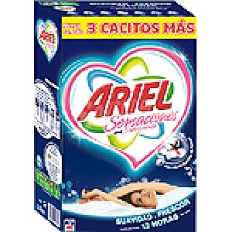 Ariel Detergente en polvo Maleta 44 cacitos