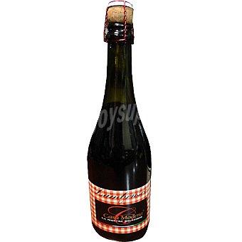 CASA MODENA vino tinto amabile lambrusco de Italia  botella 75 cl