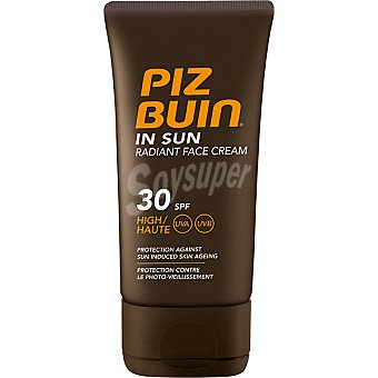 PIZ BUIN In Sun crema solar facial FP-30 tubo 40 ml