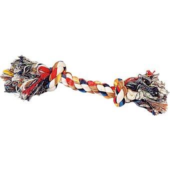 Axis Juguete Axis para perros Cuerda Nudos Multicolor 20 cm