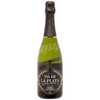 Vía de la Plata Cava brut Botella de 75 cl