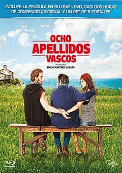 PARAMOUNT Ocho Apellidos Vascos Ed. Especial Blu-Ray 1 ud