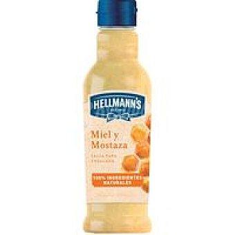 Hellmann's Salsa de miel-mostaza Bote 210 ml