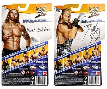 WWE Surtido de figuras articuladas 1 unidad