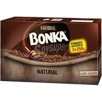 Bonka Nestlé Cafe Natural Triplo 750g
