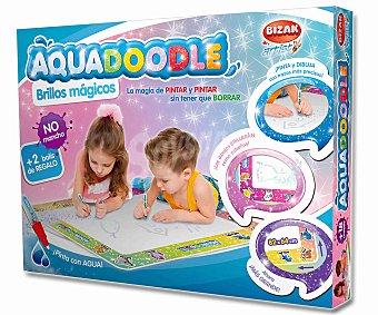 BIZAK Pizarra Mágica de Agua Aquadodle Brillos Mágicos 1 Unidad