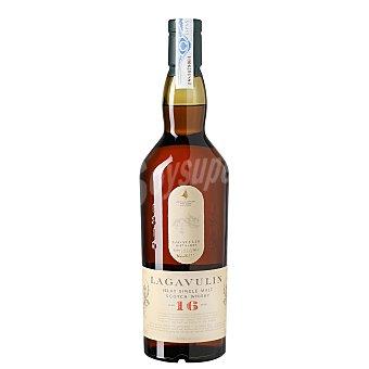 Lagavulin Whisky single islay malt de 16 años Botella 70 cl