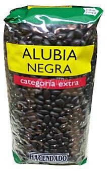 Hacendado Alubia negra Paquete 500 g