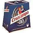Cerveza sin alcohol Pack 6x25 cl Cruzcampo